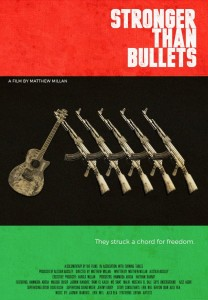 Stronger Than Bullets Docu Film