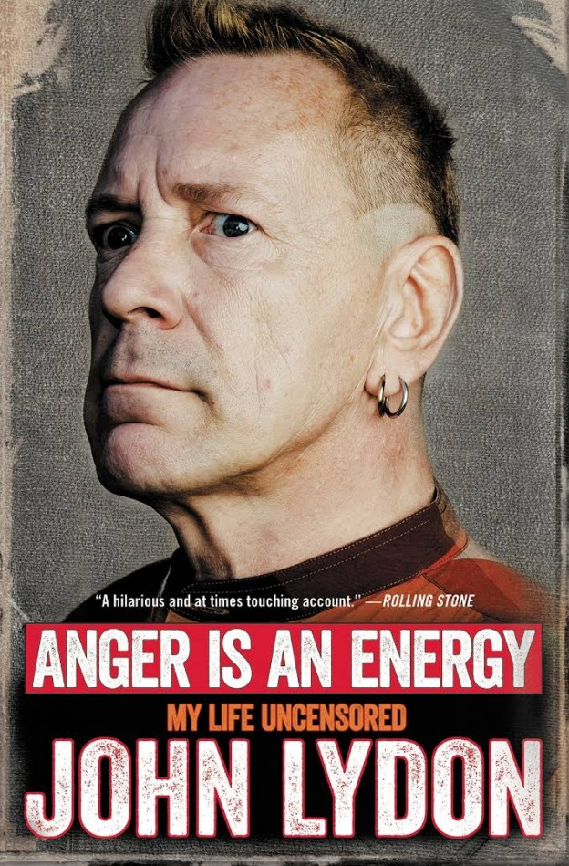 John Lydon Book Cover