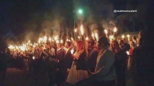 Alt-Right rally in Charlottesville