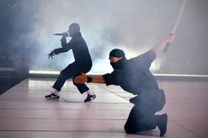 Visionary kung fu music