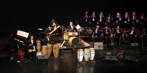 Salsa Meets Jazz for Puerto Rico with Bobby Sanabria MULTIVERSE Big Band @ Le Poisson Rouge   New York   New York   United States