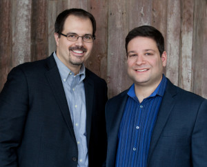Randy Chertkow and Jason Feehan