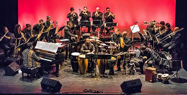 Arturo O'Farrill & the Afro Latin Jazz Orchestra