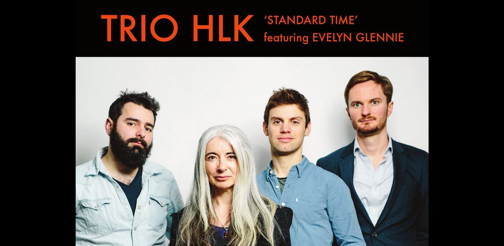 Trio HLK with Evelyn Glennie