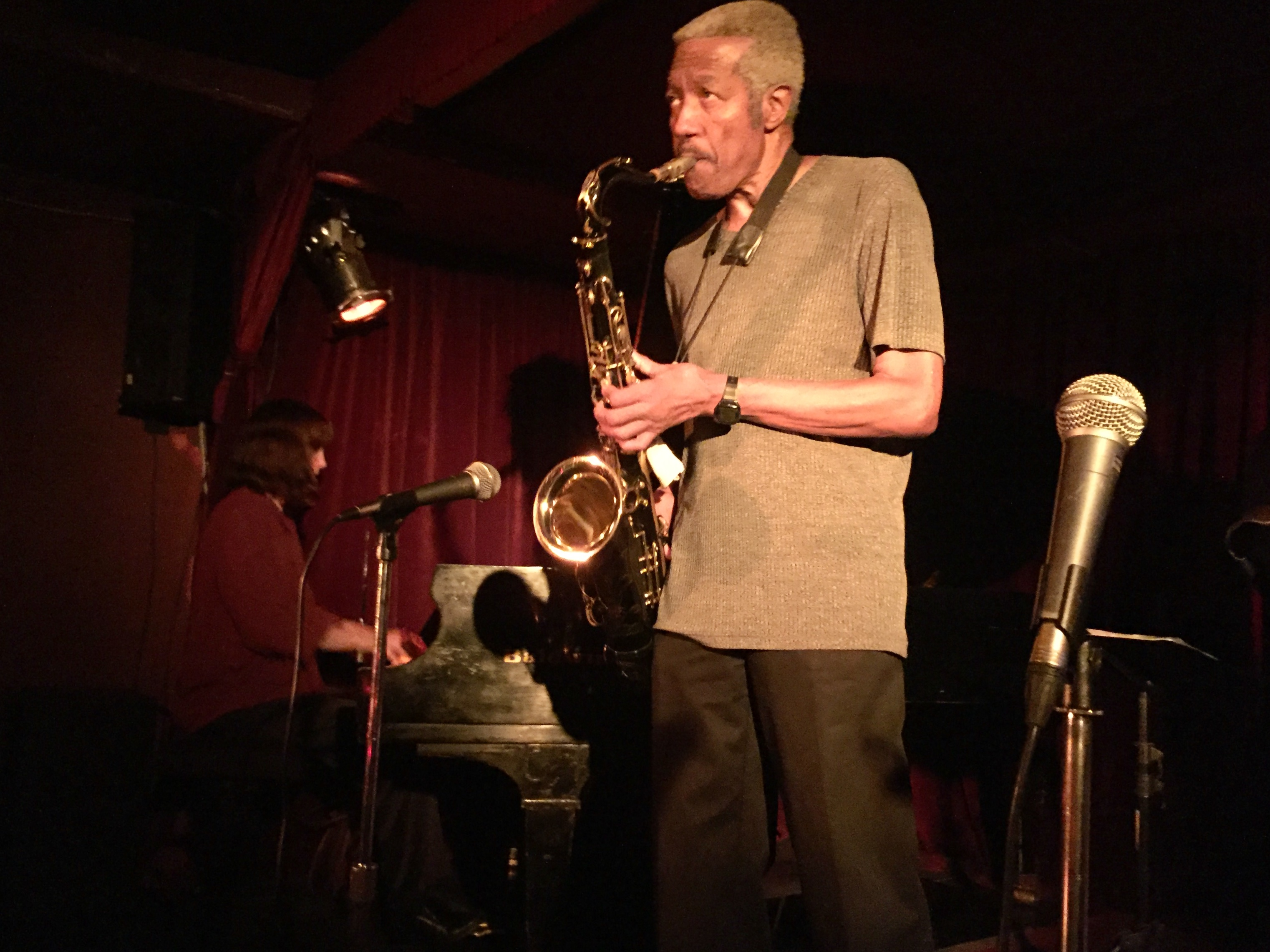 MFM and Ecletix feat. Billy Harper
