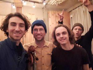 George Crotty Trio