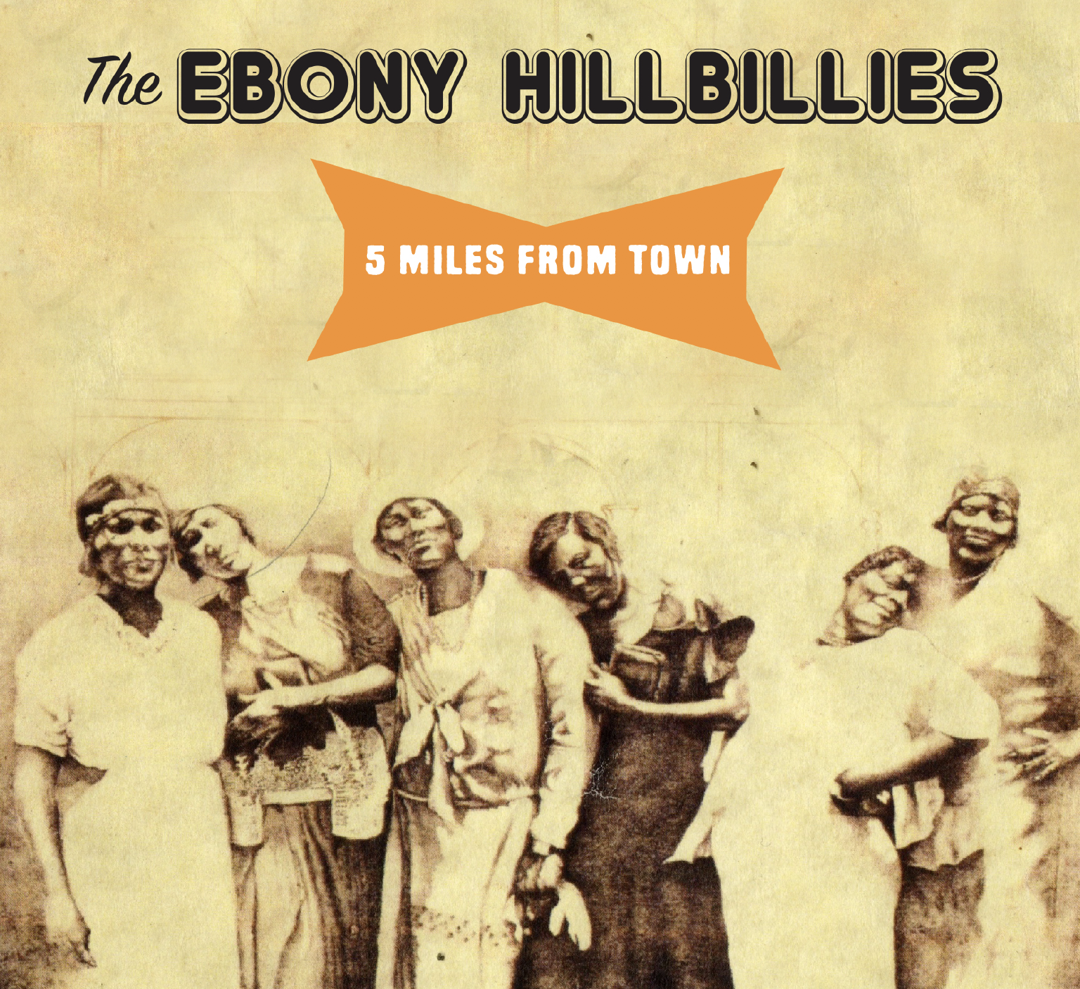 EBONY HILLBILLIES
