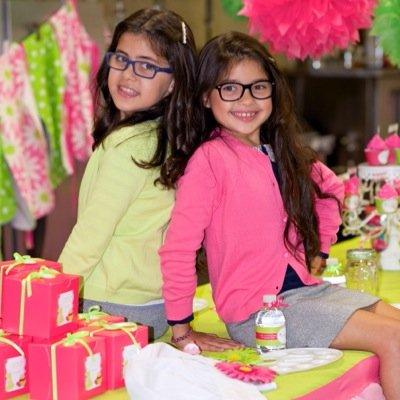 'Lil Cupcake Girls take the stage