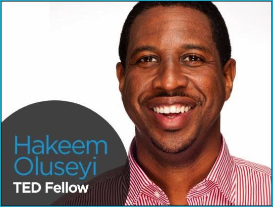 Hakeem Oluseyi Shares Inner City Inspiration