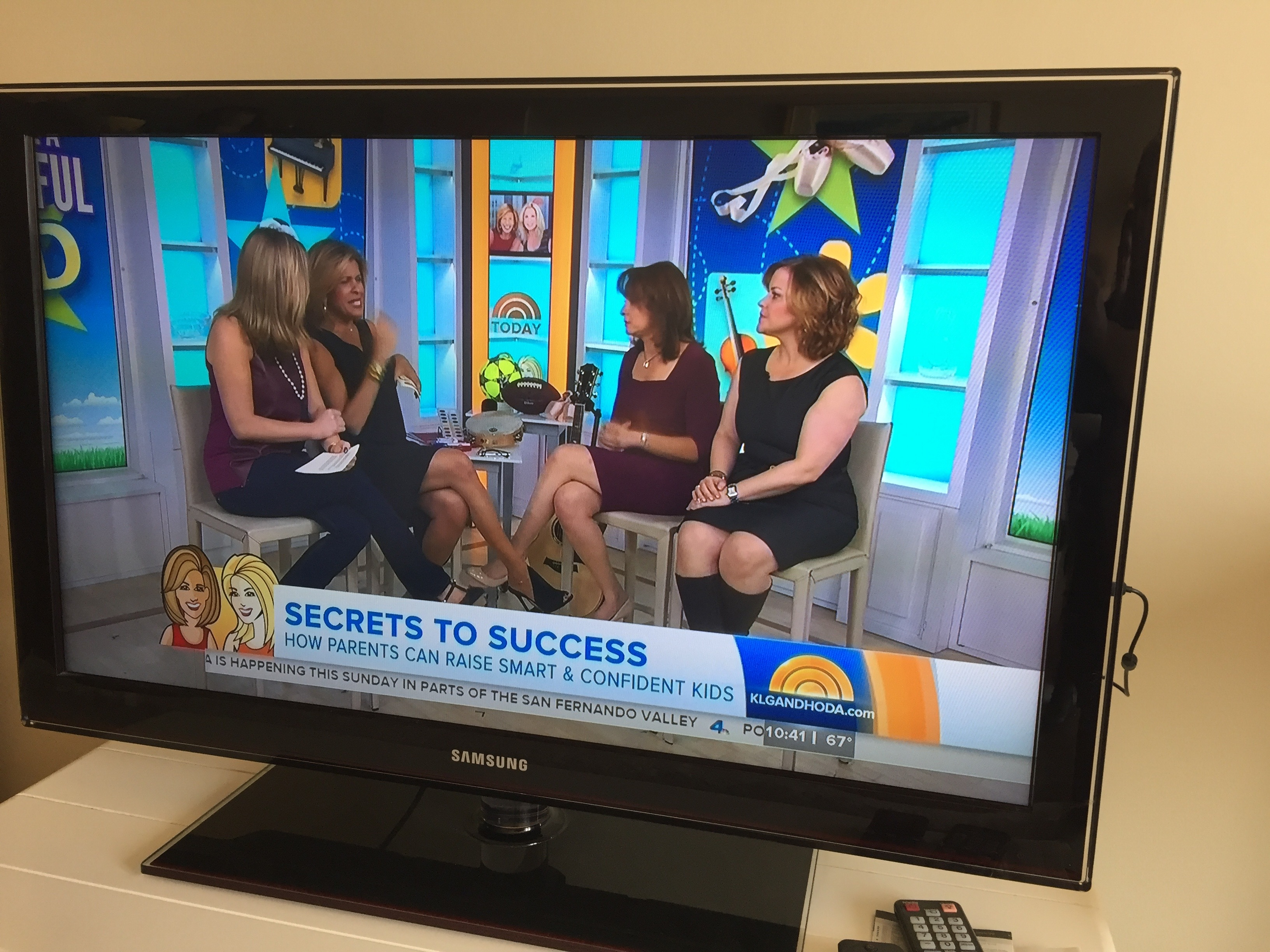 NBC's Secrets to Kids Success