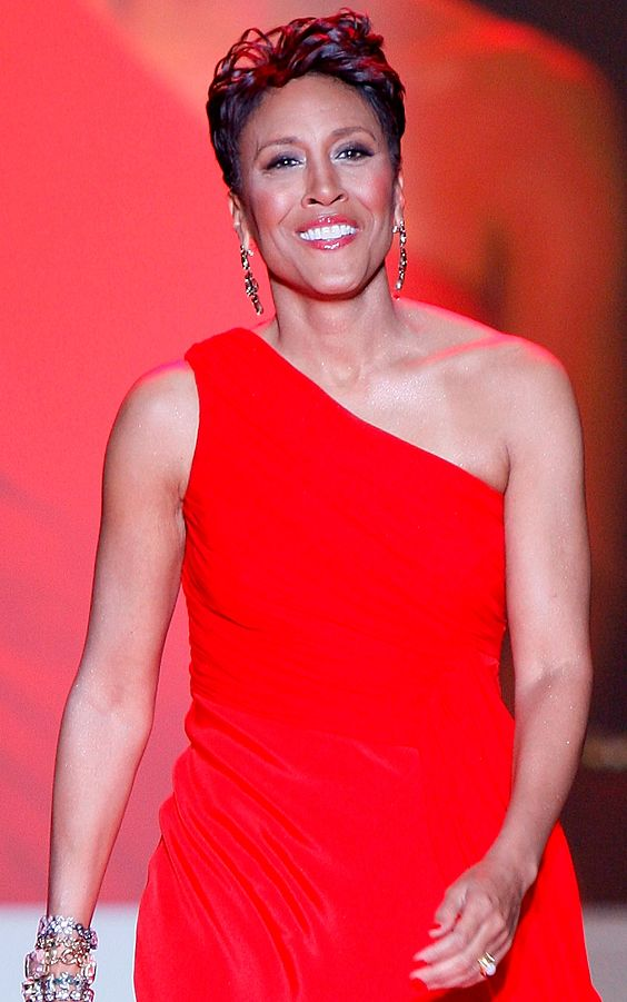 Robin Roberts Fitness and Nutrition