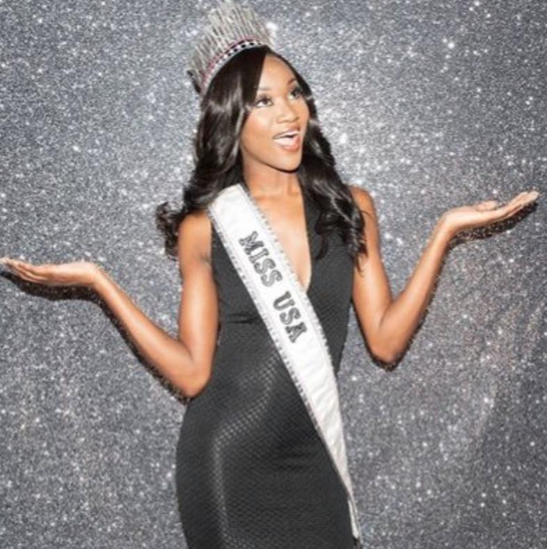 Miss USA Deshauna Barber