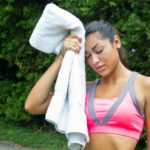 treadmill workout makes you sweat