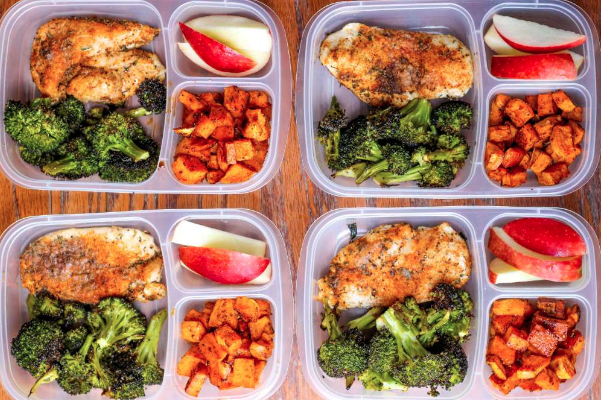 Meal Prepping is Key