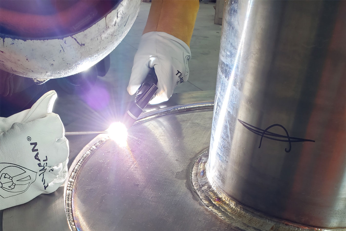 stainless welding Paso Robles