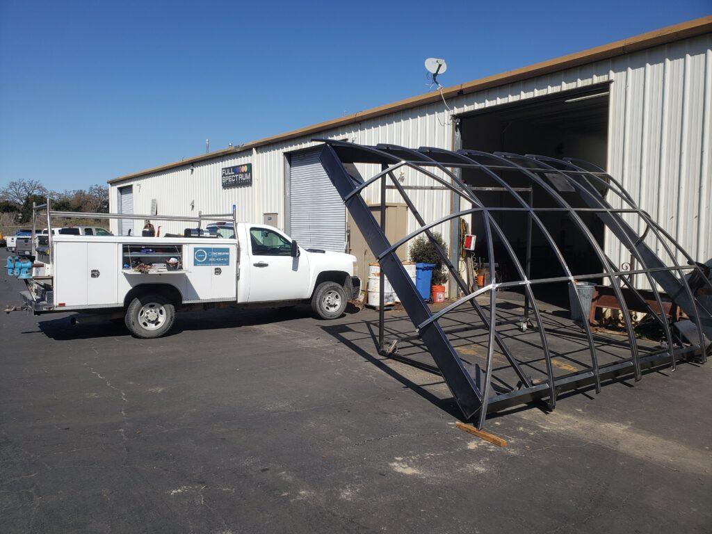 Roofing Welding