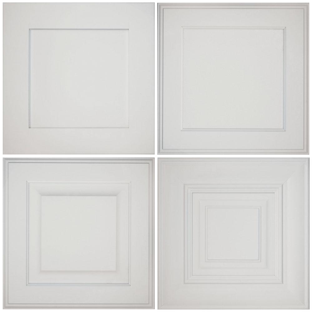 4 cabinet door styles