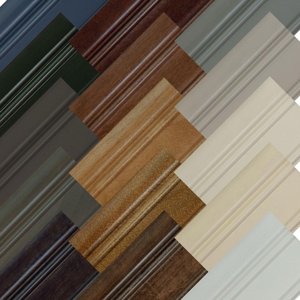 Cabinet Specailists Color Options