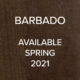 Barbado Available Spring 2021