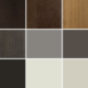New stain and paint colors Spring 2021