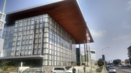 File in Long Beach | Governor George Deukmejian Courthouse