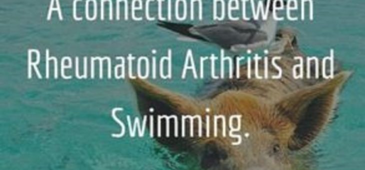 A Connection Between Swimming and Rheumatoid Arthritis