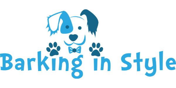 Barking in Style Logo V2 for design sample