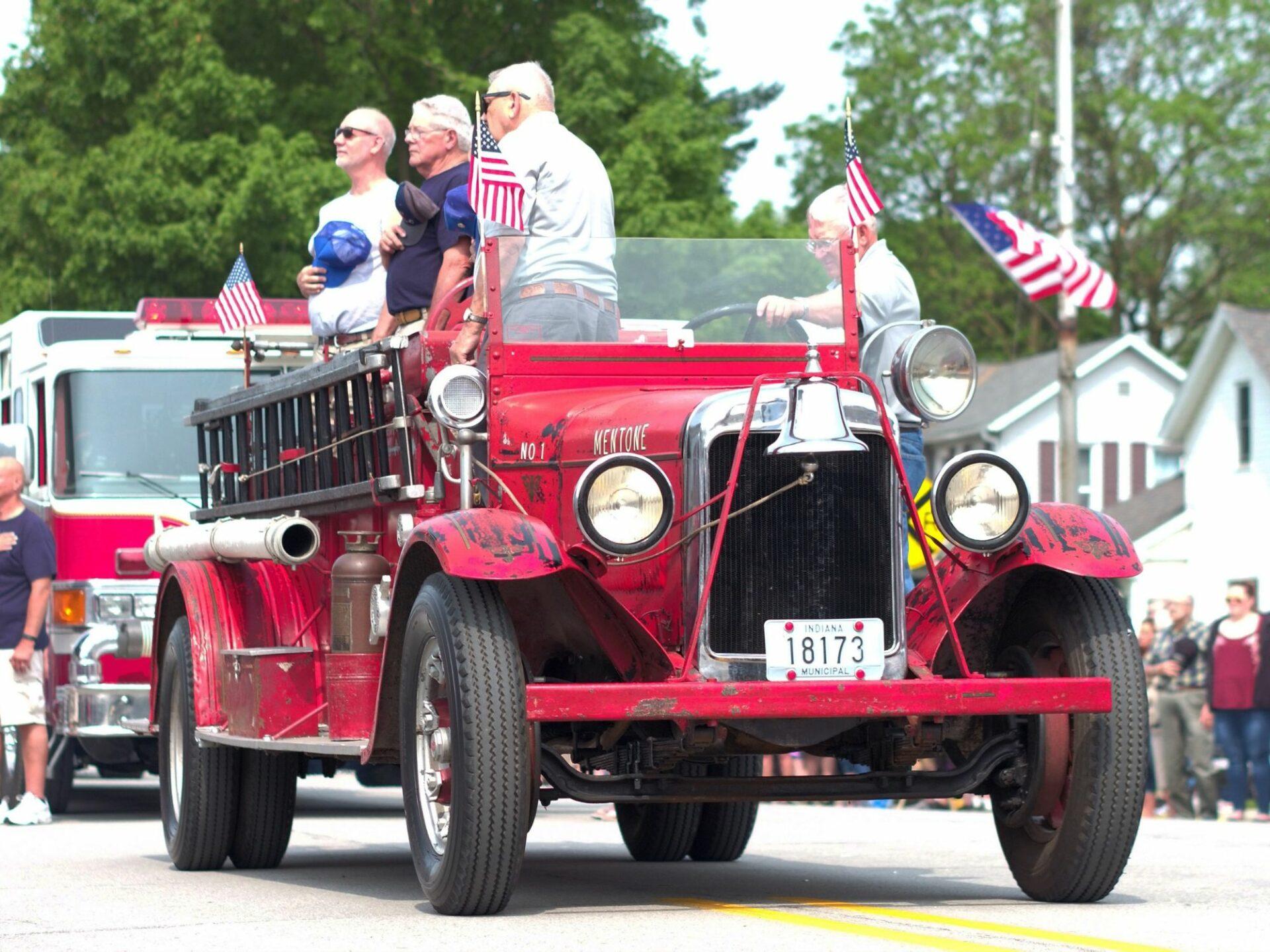 Firemen Parade