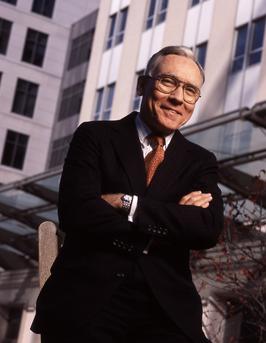 GFI President Raymond W. Baker