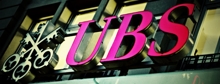 UBS is a Swiss bank that was fined for banking secrecy crimes