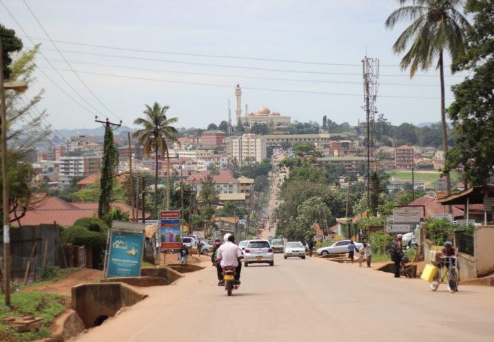 Kampala Uganda by Sarine Arslanian on Shuttershock