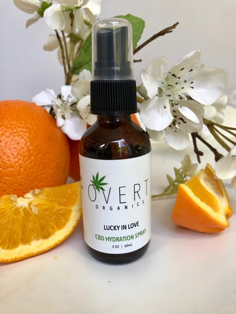 Orange Blossom Hydration Spray