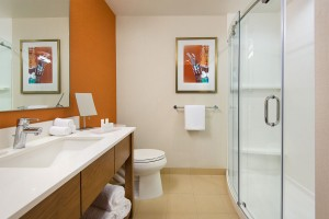 LA Live Marriott Bathroom by SurePods