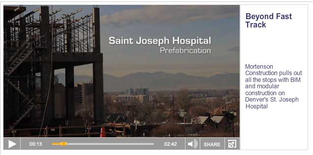 St Josephs Hospital Video