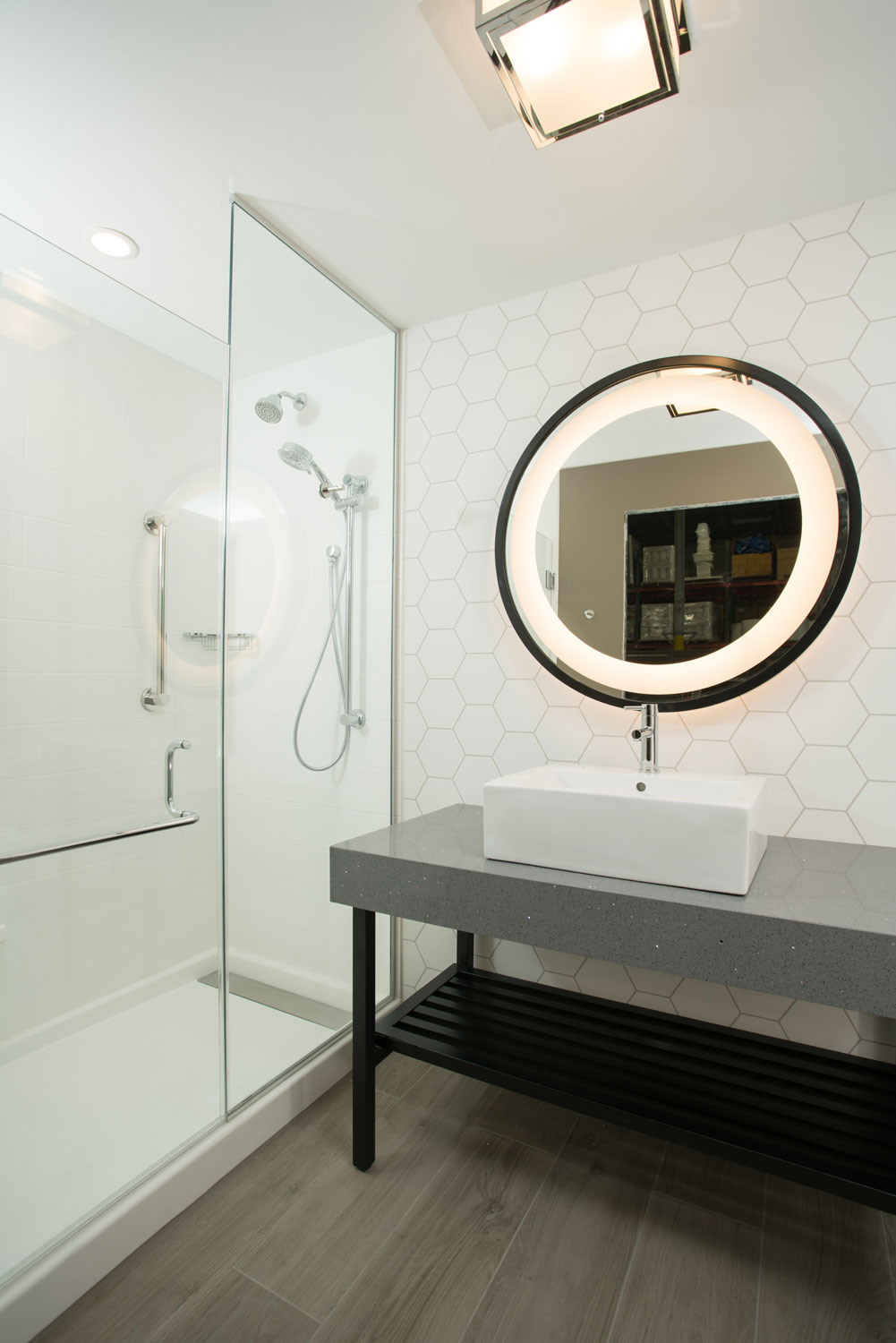 Holiday Inn Nashville TN SurePods Prefab bathroom