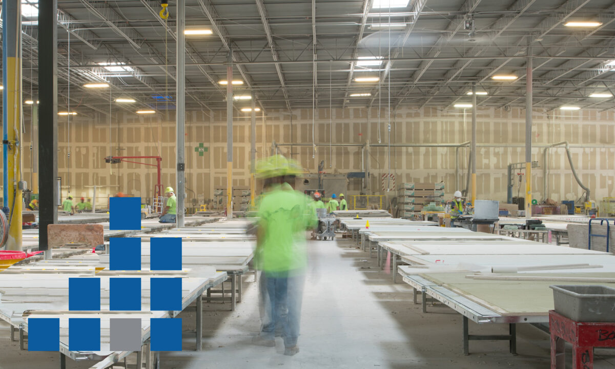 SurePods Factory Wall Panels