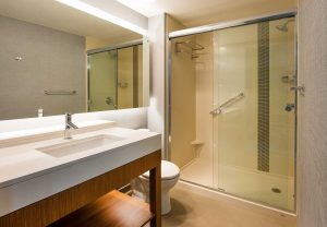 Hyatt Place Prefab Bathroom Pod