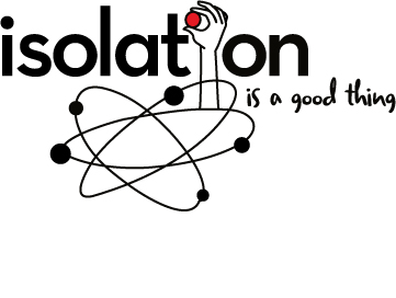 IsolationLogo_2color-red