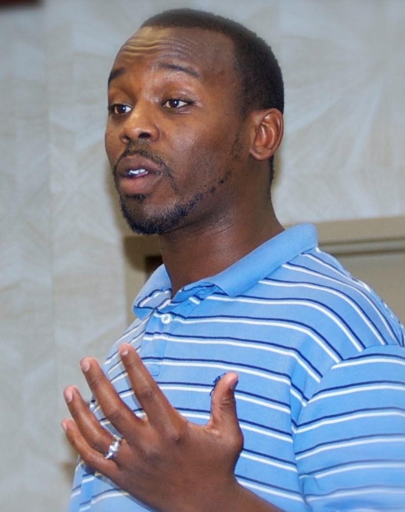 Jameel Matthews: Executive Board Member