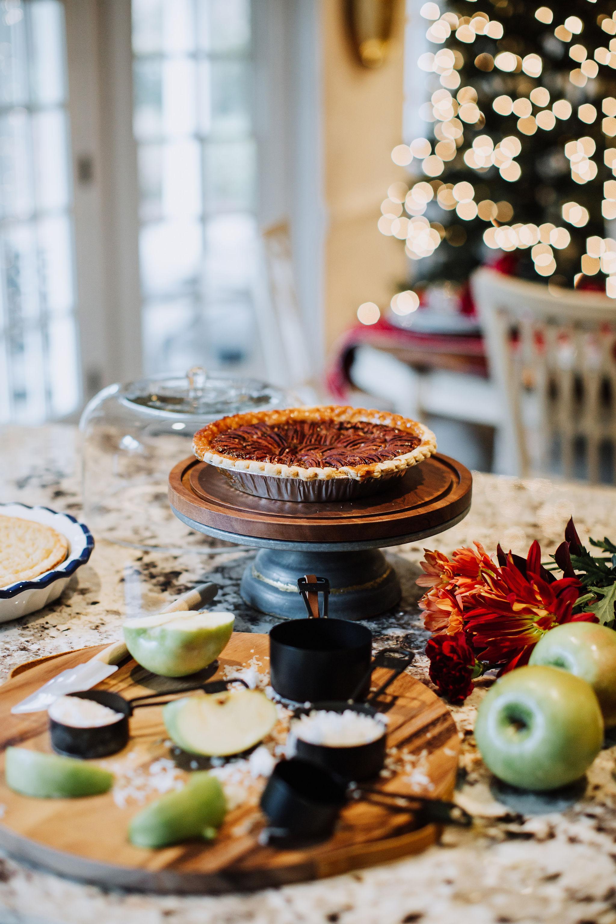 Thanksgiving Family Pie Recipes