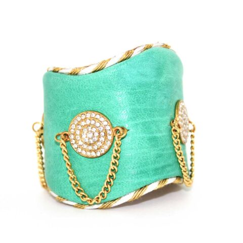 Kate Younger Designs Primaverde Cuff