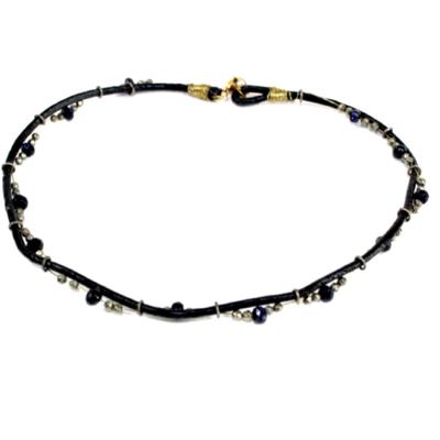 Urban Collar - Double Wrap Bracelet