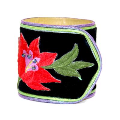 Floral & Vine Cuff
