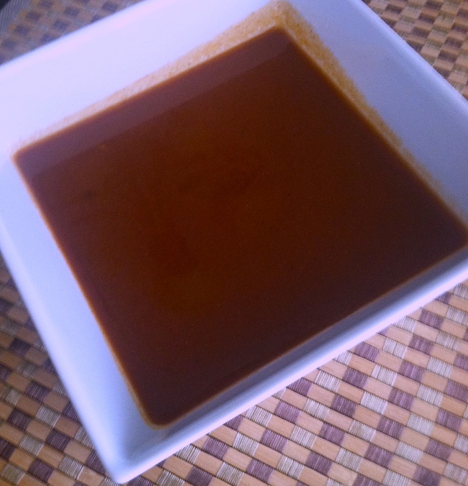 make super secret barbecue sauce