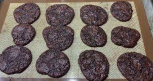 chocolate cookies elizabeth dougherty