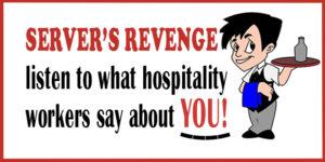 Server's Revenge Against You