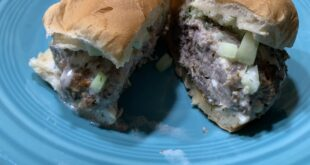 lamb burger elizabeth dougherty
