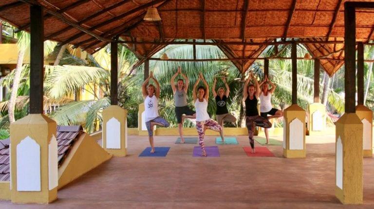India Yoga Teacher Training
