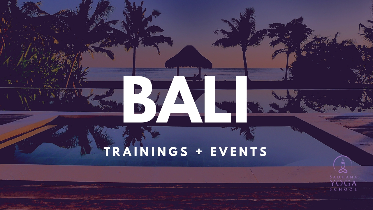 Bali Trainings And Events