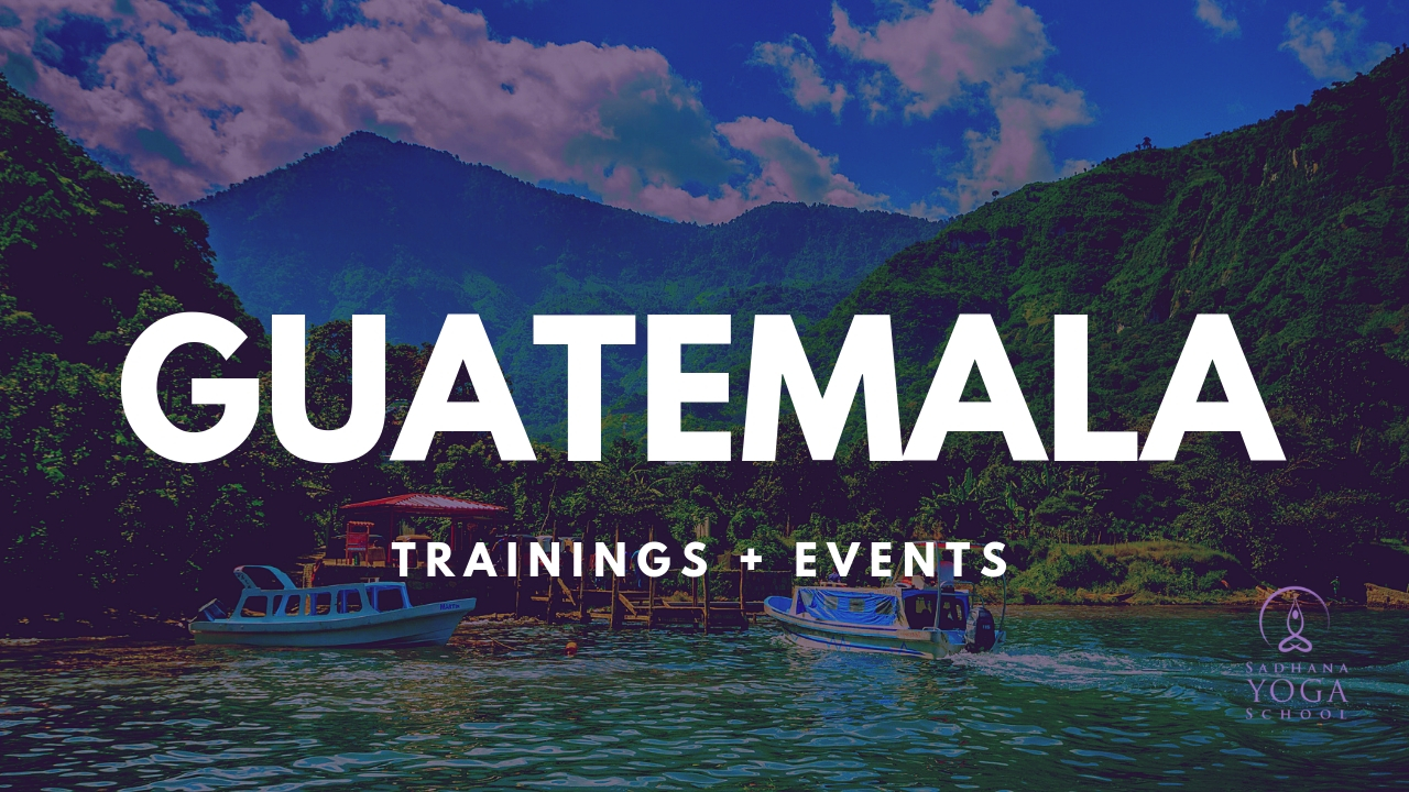 Guatemala Trainings And Events